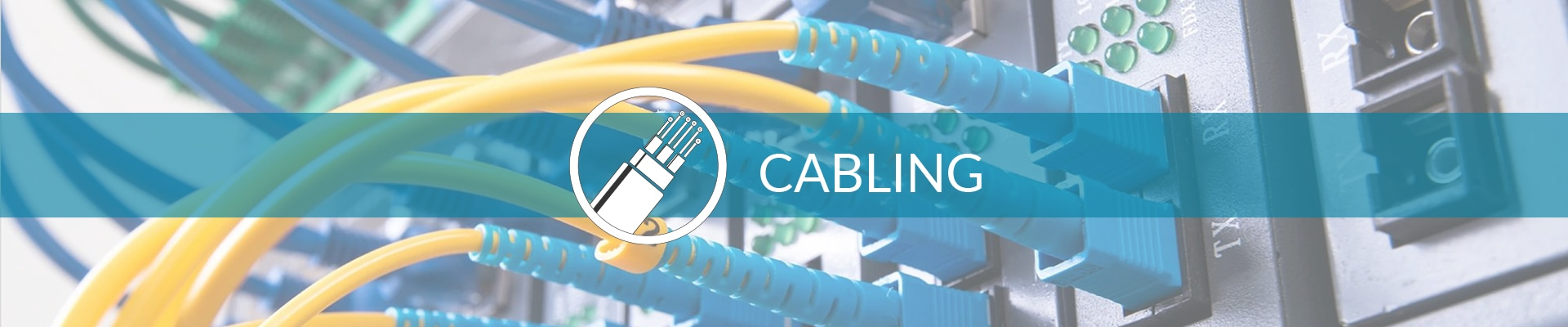 GBS Banner for Cabling