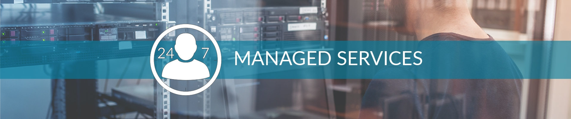 GBS Banner for Managed Services