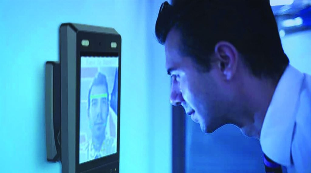 GBS Access Control Image