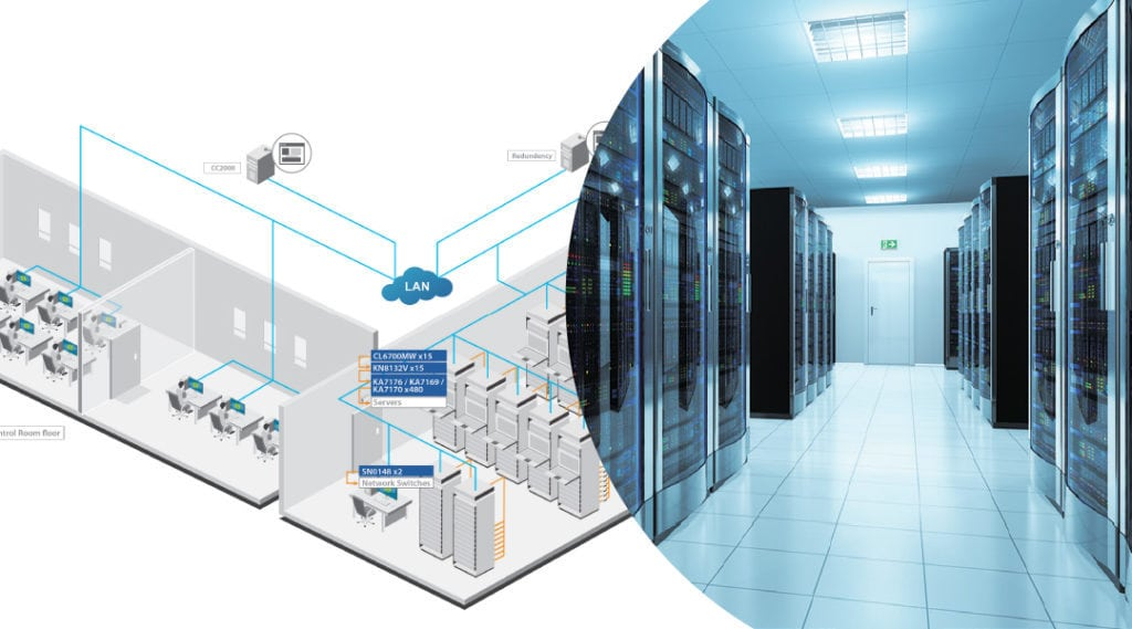 GBS Data Center Design and Build Image