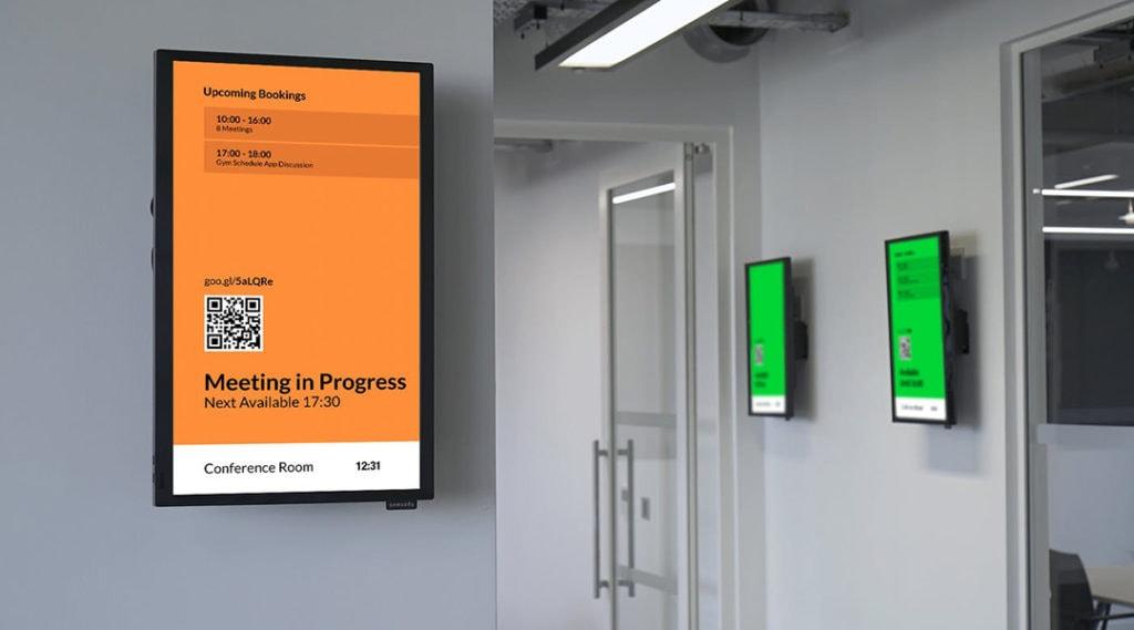 GBS Digital Signage Image