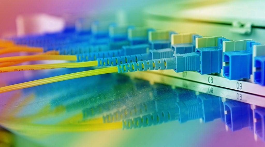 GBS Fiber Optic Cabling Image