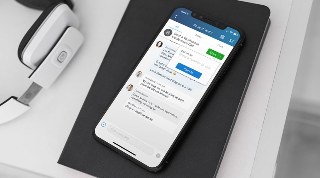 GBS Instant Messaging Image