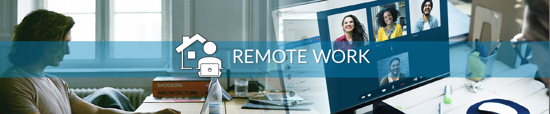 GBS Remote Work Banner