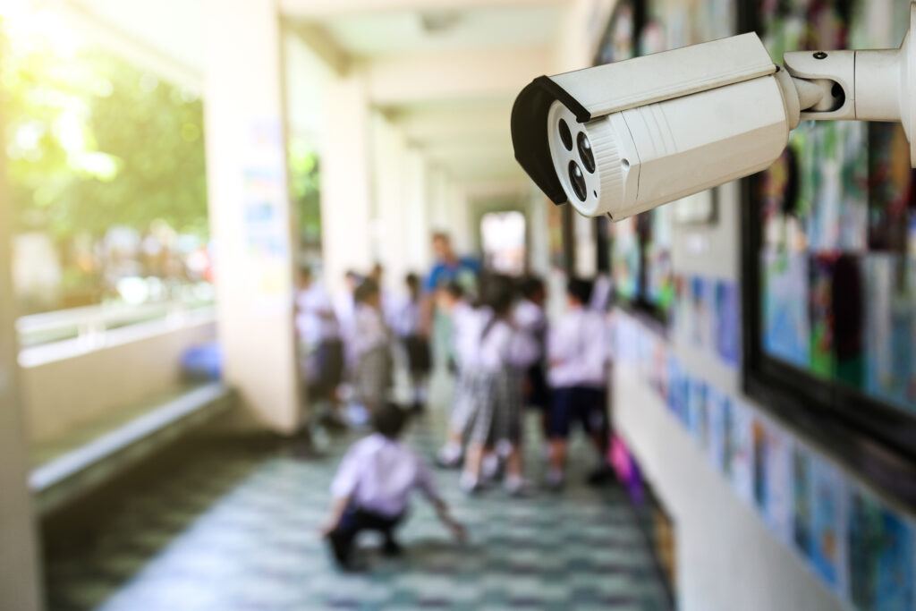 GBS K-12 Security and Surveillance Image