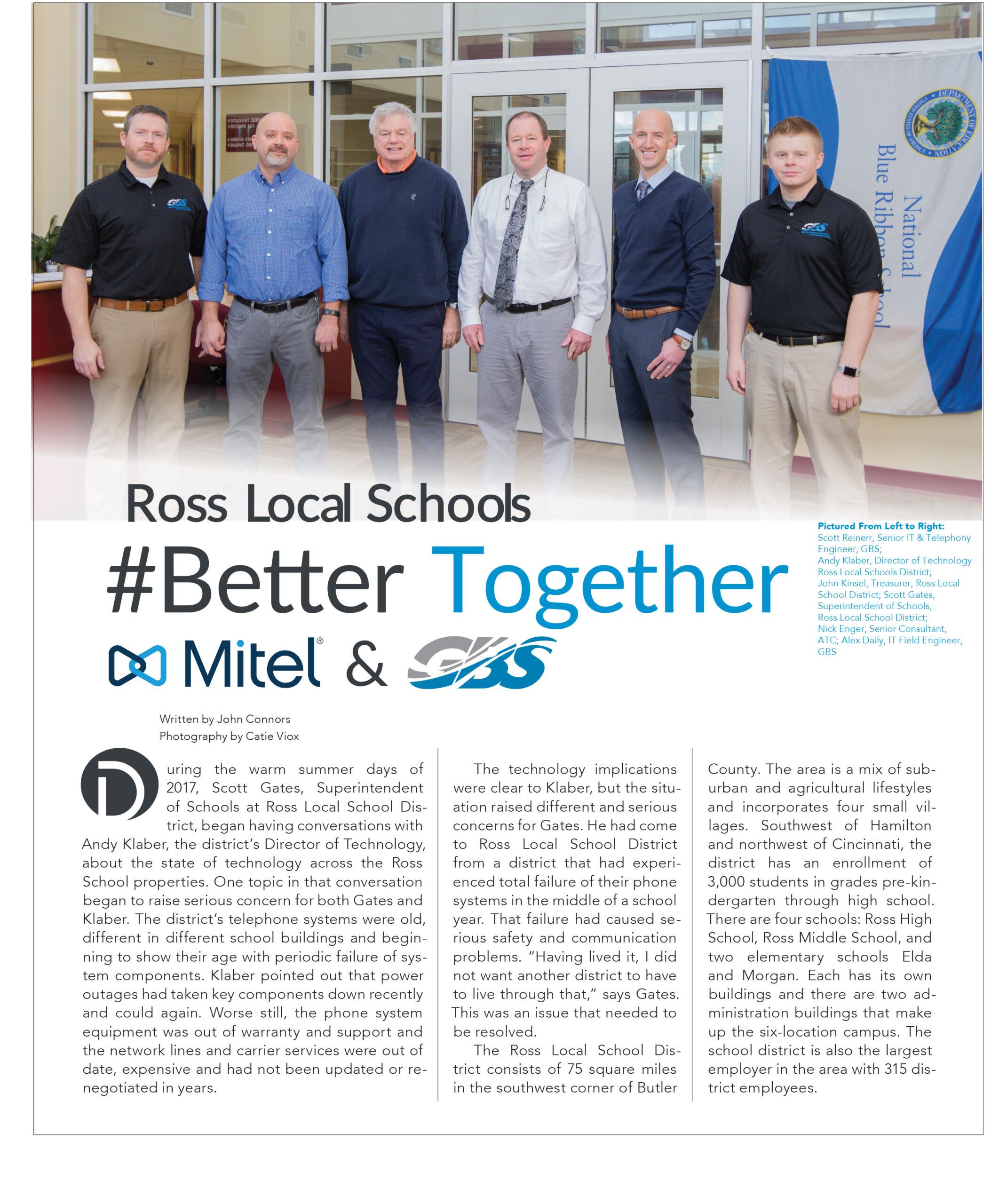 GBS Ross Local Schools Image